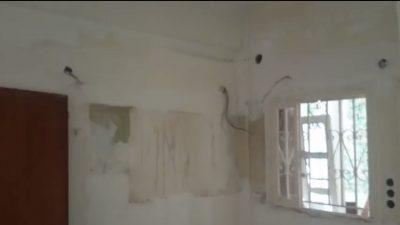Ανακαίνιση σπιτιού στη Σαντορίνη